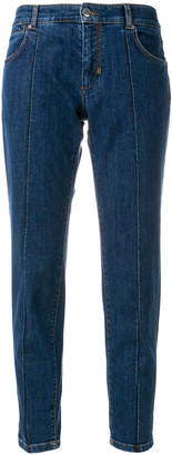 Sportmax Code cropped jeans