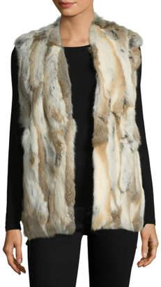 Love Token Savannah Fur Vest