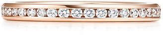 Tiffany & Co. Diamond Wedding Band ring