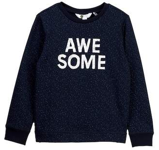 Petit Lem Summer Camp Long Sleeve Sweatshirt (Toddler & Little Boys)