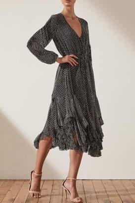 Shona Joy Salinger Midi Dress