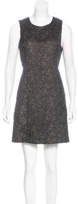 Theyskens' Theory Patterned Mini Dress