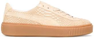 Puma Basket Platform Core sneakers