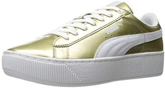 Puma Women's Vikky Platform Metallic Fashion Sneaker