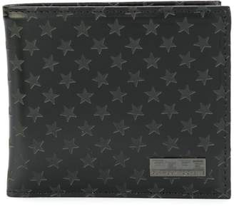 fe-fe star print wallet