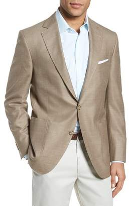 Peter Millar Classic Fit Wool Blend Blazer