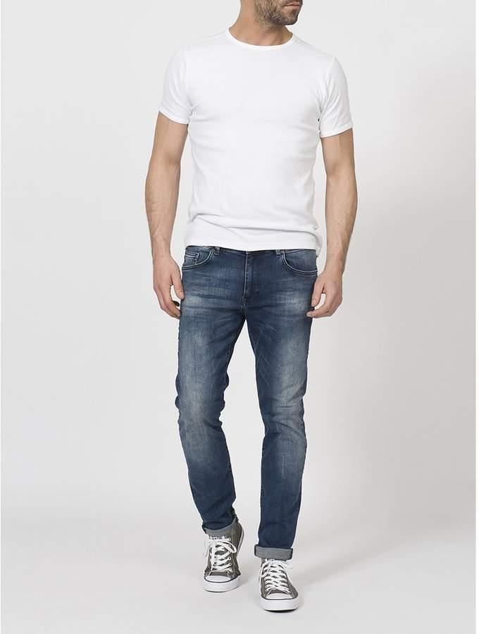 Petrol Industries Seaham - Jeans regular - jeansblau