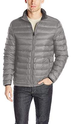 Buffalo David Bitton by David Bitton Men's Packable Down Puffer Jacket