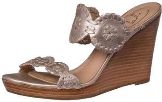 Jack Rogers Double Band Wedge Sandal