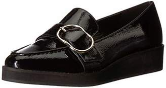 Nine West Women's KEPPME Synthetic Moccasin