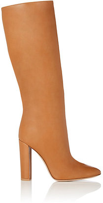 Women's Leather Knee Boots