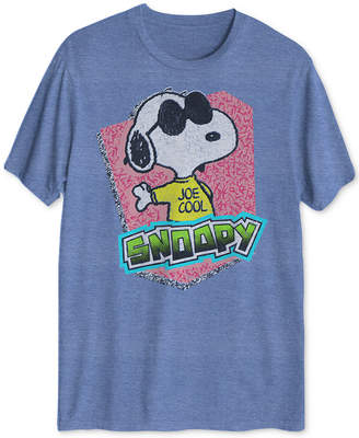 Hybrid Peanuts Joe Cool Men Graphic T-Shirt