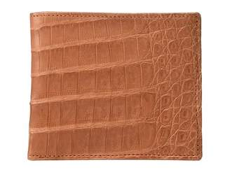 Lucchese Croco Hipster Wallet