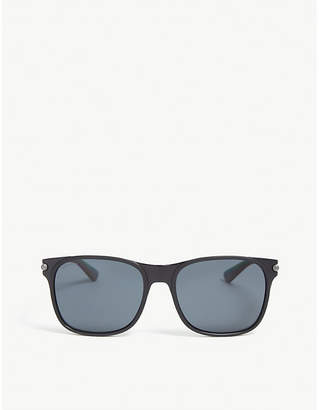 Bvlgari Bv7033 square sunglasses