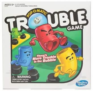 Hasbro POP-O-MATIC Trouble Game