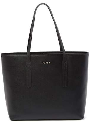 Furla Ariana Open Leather Tote