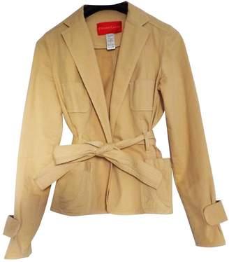 Christian Lacroix Ecru Cotton Jacket for Women