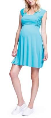 Maternal America 'Mini Sweetheart' Dress