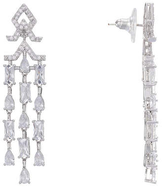 Nina Mini Crystal Chandelier Earrings