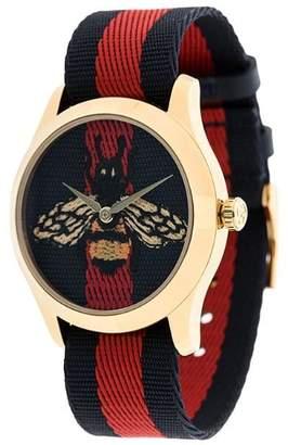 Gucci Bee web watch