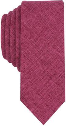 Original Penguin Men's Panel Solid Skinny Tie