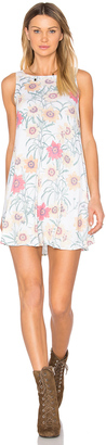 Wildfox Couture Wild Daisy Tank Dress $98 thestylecure.com