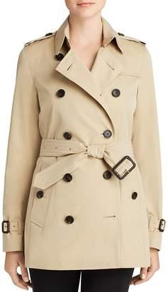 Burberry Heritage Kensington Short Trench Coat