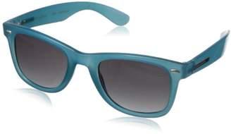 BCBGMAXAZRIA Women's B857 Wayfarer Sunglasses