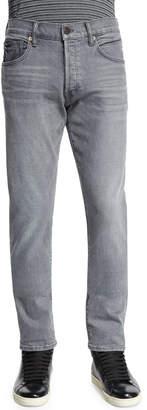 Tom Ford Regular-Fit Stretch-Selvedge Denim Jeans