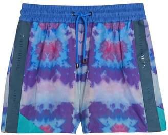 Burberry tie-dye shorts
