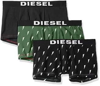 Diesel Men's UMBX-shawnthreepack Boxer 3pack Micro