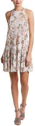 Rebecca Taylor Penelope Linen Shift Dress