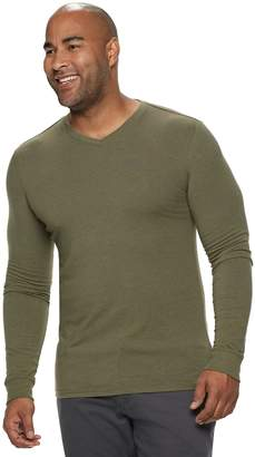 Sonoma Goods For Life Big & Tall SONOMA Goods for Life Supersoft Slim-Fit V-Neck Tee