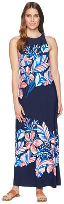 Tommy Bahama Le Tigre Floral Maxi Dress Women's Dress