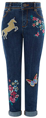 Monsoon Twinkle Unicorn Jeans