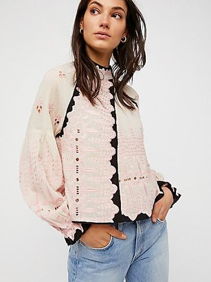 Beyond The Horizon Top by Free People $168 thestylecure.com