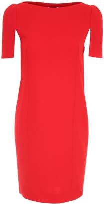 Lanvin Crepe Dress