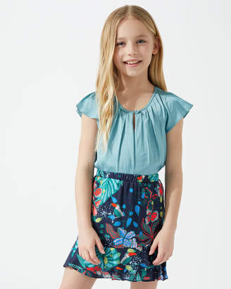 Jigsaw Palm Beach Skirt
