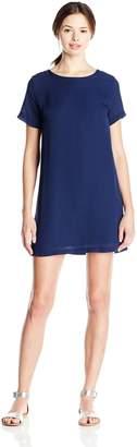 Lucy-Love Lucy Love Women's Charlotte Woven Shift Dress