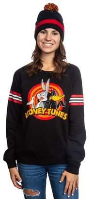 Disney Juniors' Licensed Graphic Sweatshirt w/ Beanie 2Fer