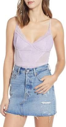 AFRM Lace Bodysuit
