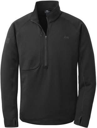Outdoor Research Radiant Hybrid Pullover Fleece Jacket - Men's