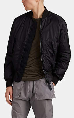 Canada Goose Men's Fraser Reversible Bomber Jacket - Black