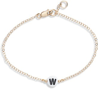 Ryan Porter Initial Chain Bracelet