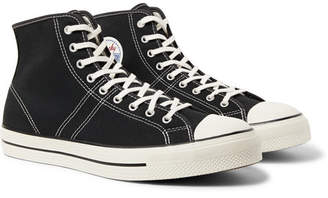 ea771b5848f Converse Lucky Star Canvas High-Top Sneakers