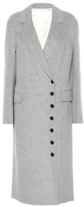Joseph New Signe wool and cashmere coat
