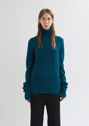 Ann Demeulemeester Kuprin Knitted Turtleneck Jumper