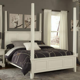 Alcott Hill Lafferty Four poster Bed