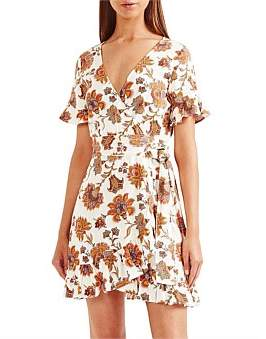Tigerlily Aliki Wrap Dress
