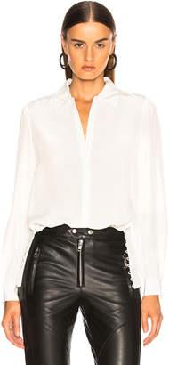 L'Agence Cinzia Side Seam Button Tunic